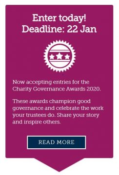 Charity Governance Awards (UK) Open to entries